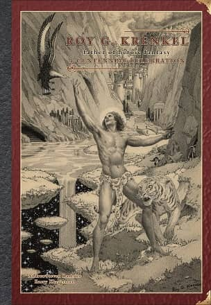 Roy G. Krenkel Father of Heroic Fantasy - A Centennial Celebration-small