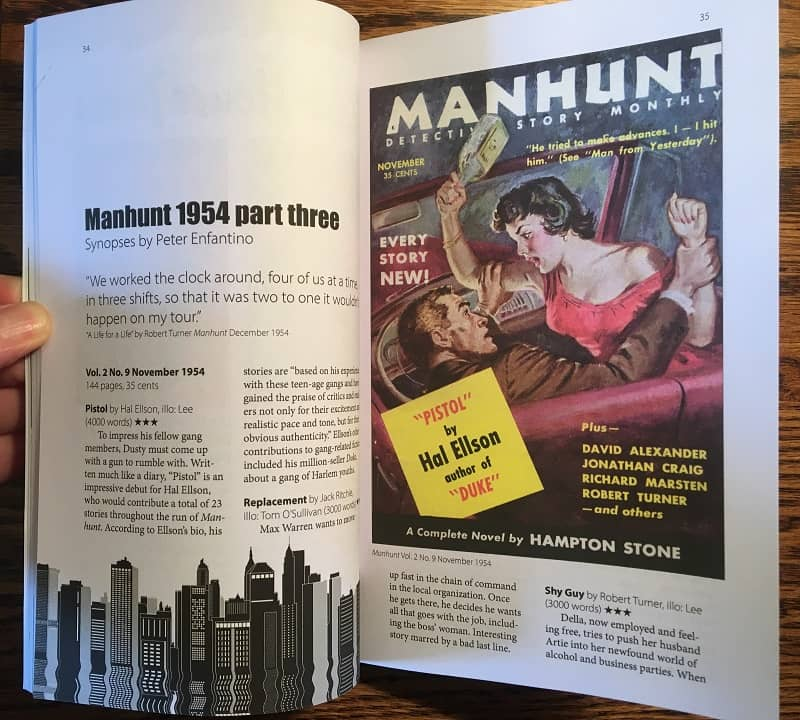 The Digest Enthusiast 11-Manhunt Part 3-small