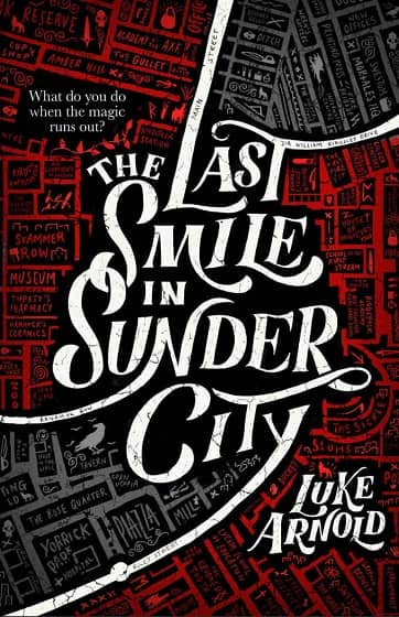 The Last Smile in Sunder City-small