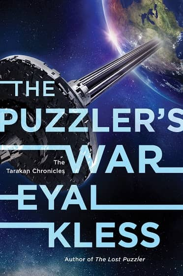 The Puzzler's War-small