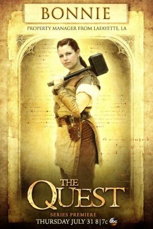 The Quest Bonnie