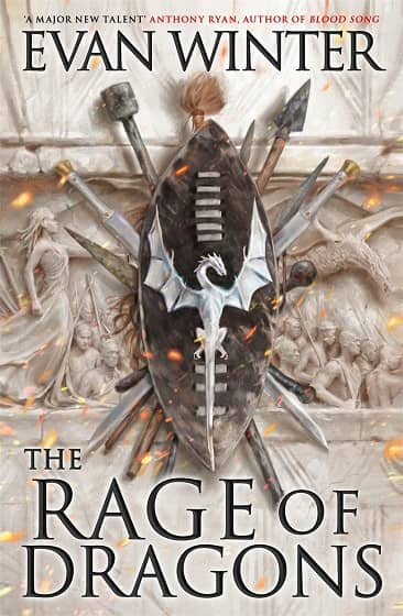 The Rage of Dragons-small