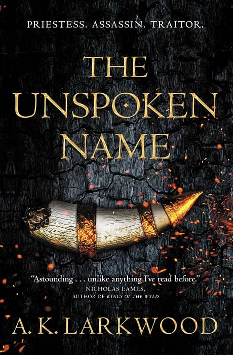 The Unspoken Name-small
