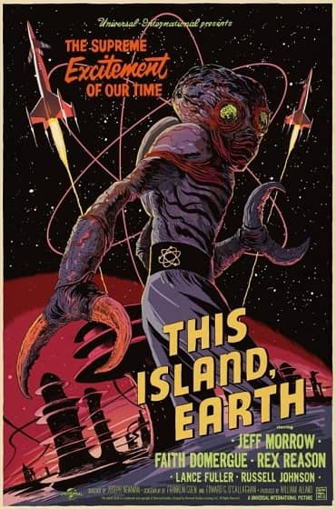 This Island Earth poster-small