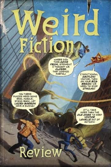 Weird Fiction Review 9a