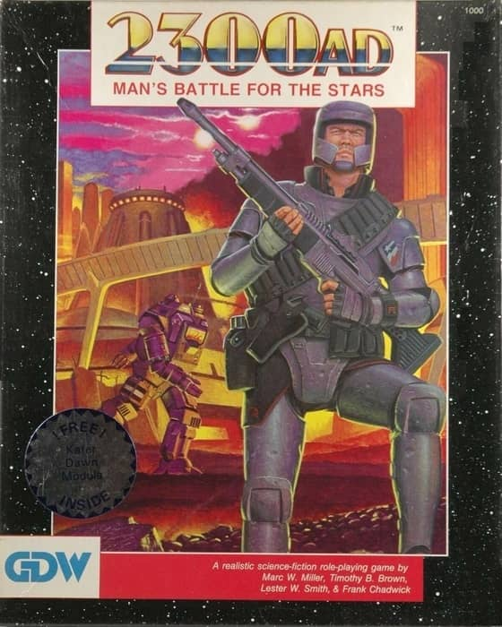 2300 AD Man's Battle for the Stars-small