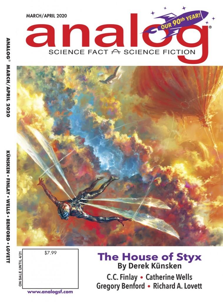 Analog cover - HoS1