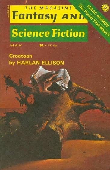 Fantasy and Science Fiction May 1975 Croatoan-small