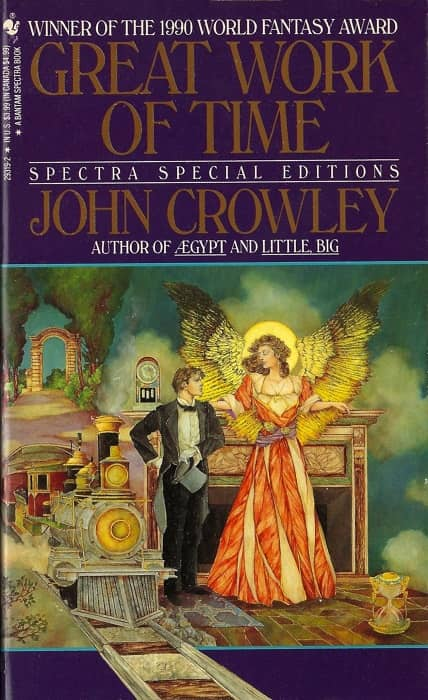 Great Work of Time John Crowley-small