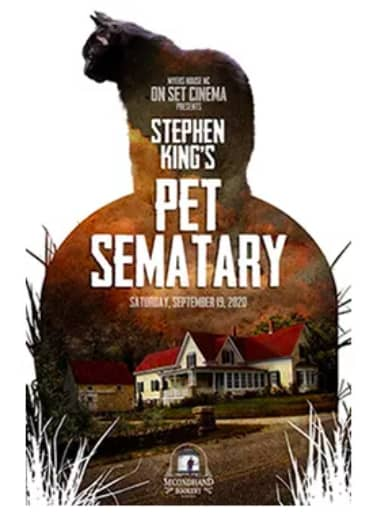 Pet Semetary poster