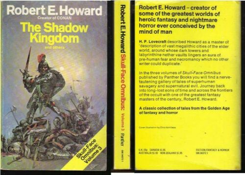 Robert E Howard The Shadow Kingdom
