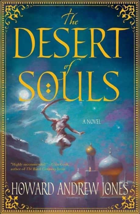 The Desert of Souls-small