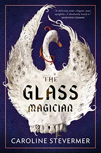 The Glass Magician Cover