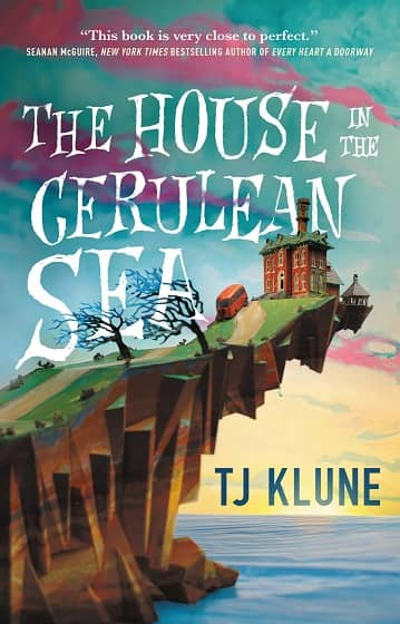 The House in the Cerulean Sea-small