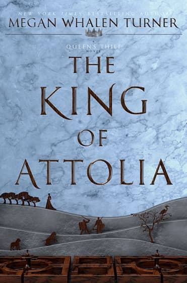 The King of Attolia-small
