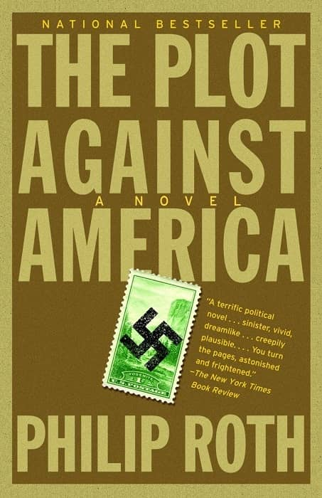 The Plot Against America Philip Roth-small