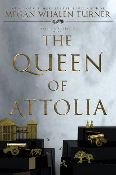 The Queen of Attolia-small