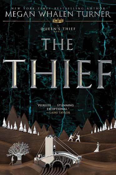 The Thief Megan Whalen Turner-small