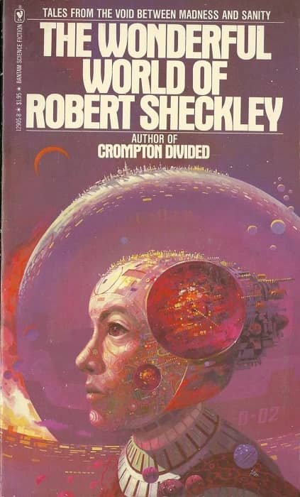 The Wonderful World of Robert Sheckley-small
