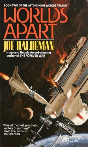 Worlds Apart Joe Haldeman-small