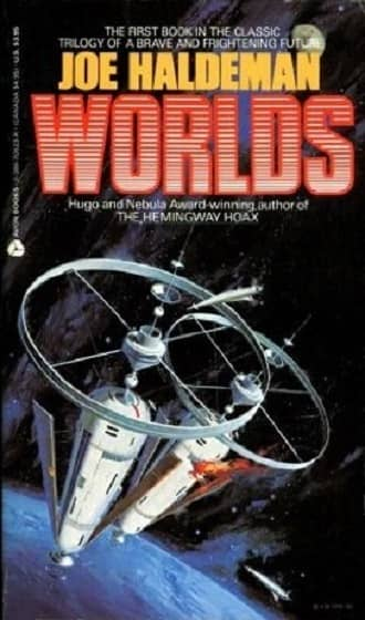 Worlds Joe Haldeman-small