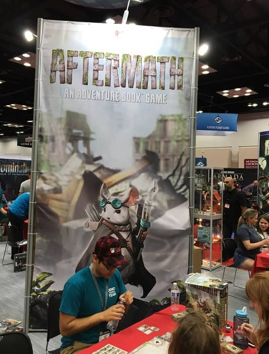 Aftermath Board Game at Gen Con 2019-small