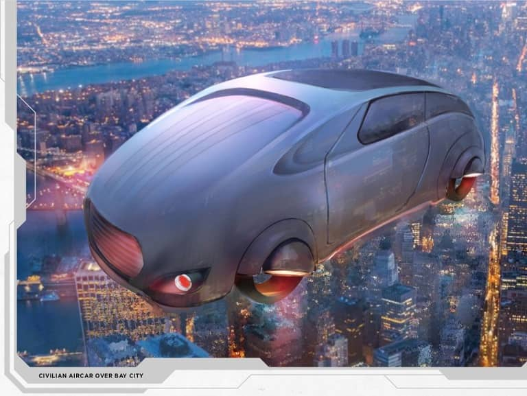 Altered Carbon flying car-small