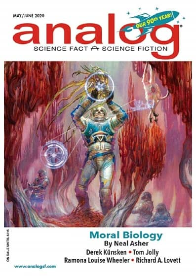 Analog Science Fiction and Fact May-June 2020-small
