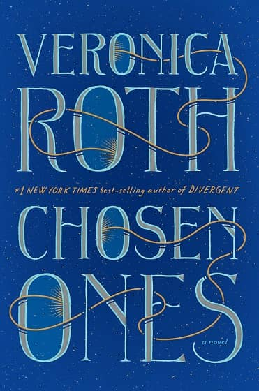 Chosen Ones by Veronica Roth-small
