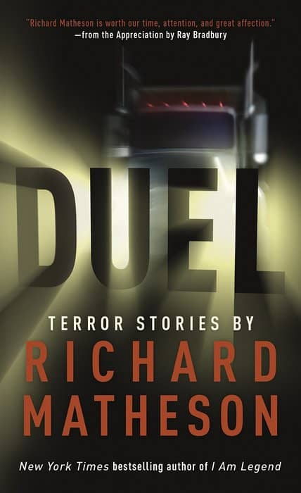 Duel Terror Stories by Richard Matheson-small