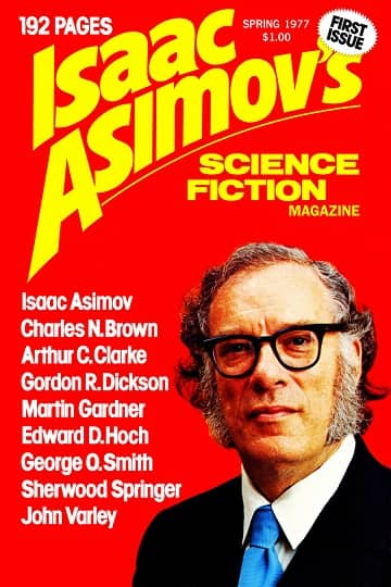 Isaac Asimov's Science Fiction Magazine, Issue 1 (Spring 1977)