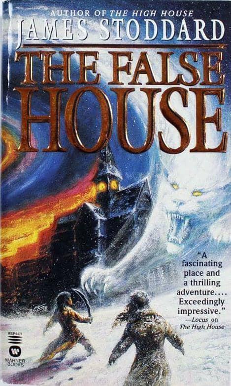 James Stoddard The False House
