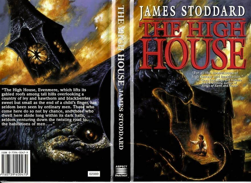 James Stoddard The High House-SMALL