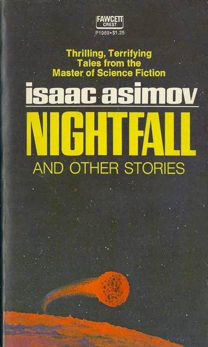 NIghtfall Fawcett Asimov-small