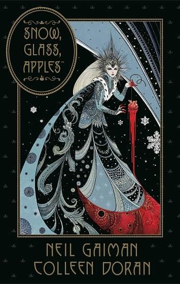 Neil Gaiman's Snow, Glass, Apples-small
