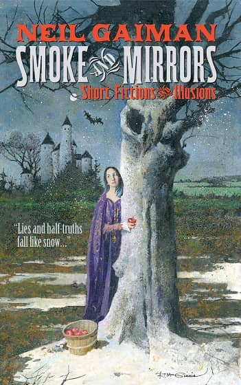 Neil Gaiman Smoke and Mirrors-small