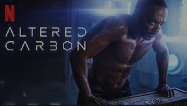 Netscape Altered Carbon