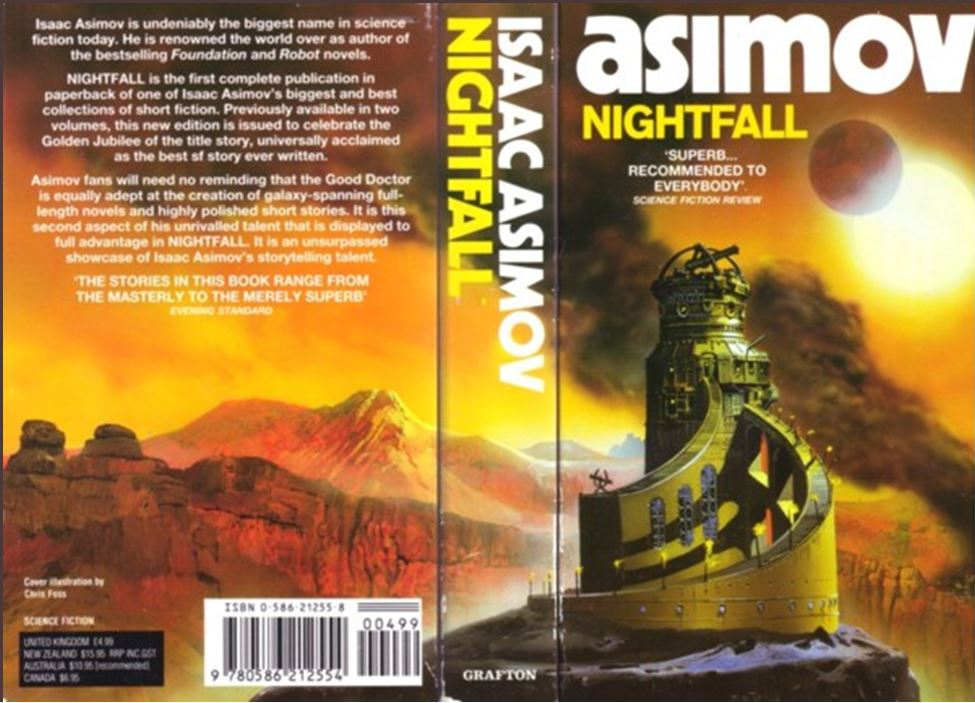 Nightfall and Other Stories UK-big