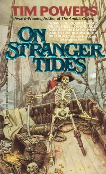 On Stranger Tides Tim Powers-small