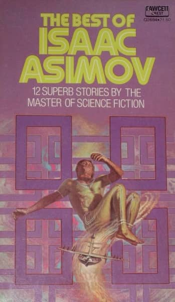 The Best of Isaac Asimov-small