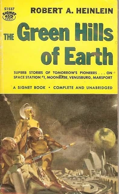 The Green Hills of Earth Heinlein-small