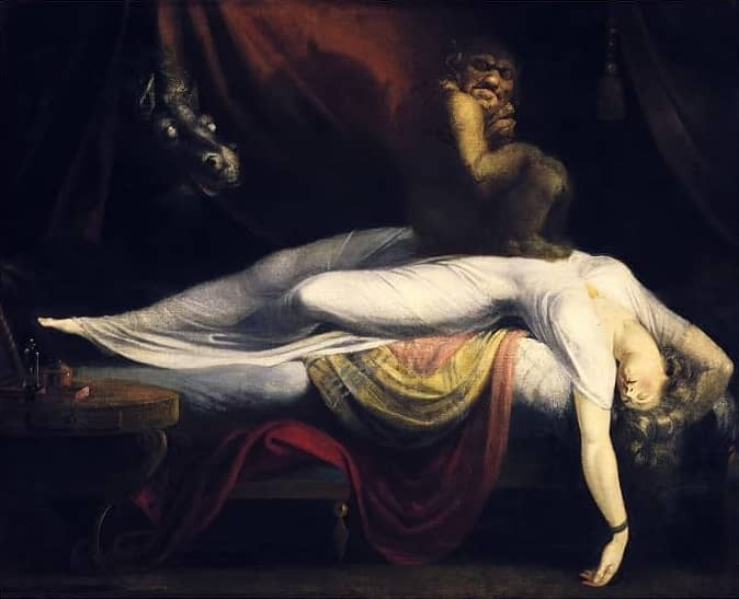 The Nightmare Henry Fuseli-small