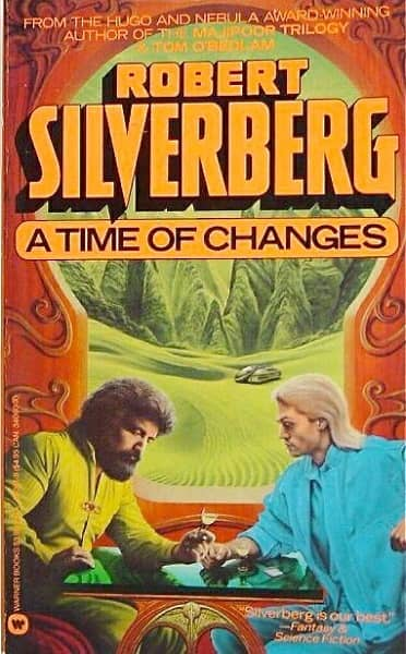 A Time of Changes Silverberg Warner-small