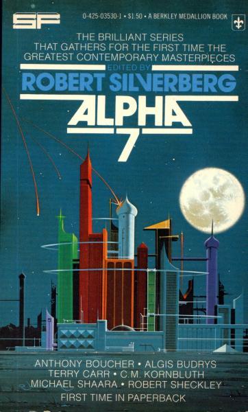 Alpha 7 Robert Silverberg