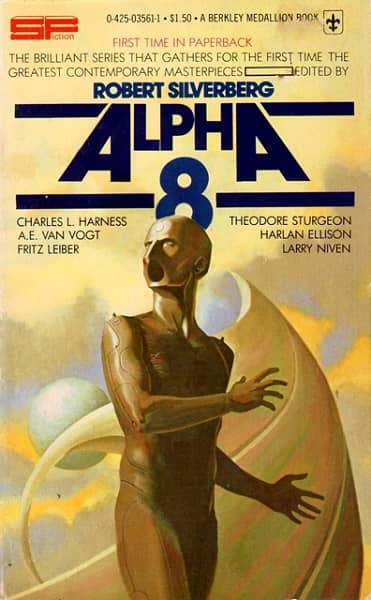 Alpha 8 Robert Silverberg-small