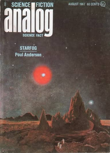 Analog Science Fiction August 1967-small