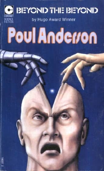 Beyond the Beyond Poul Anderson Coronet