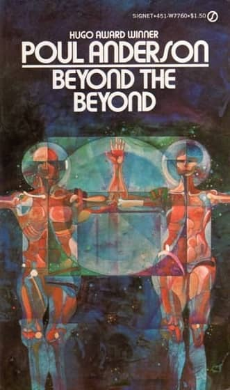 Beyond the Beyond Poul Anderson Signet-small