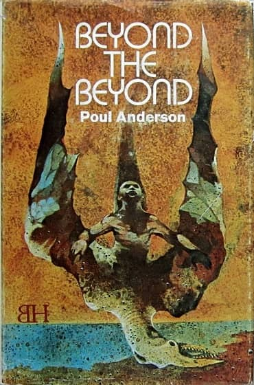 Beyond the Beyond Poul Anderson hardcover-small