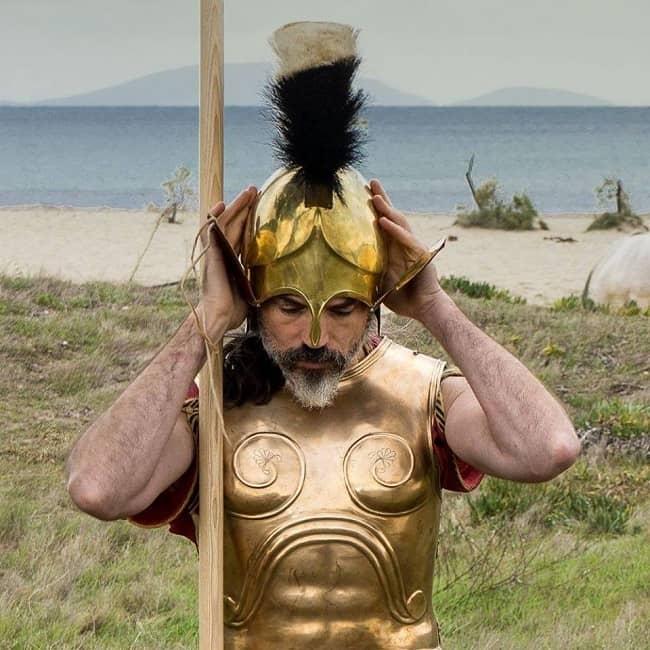 C Cameron as Hoplite -- Alternate-small